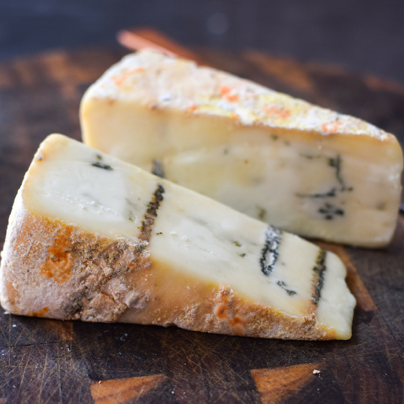 Milawa Mt Buffalo Blue cheese